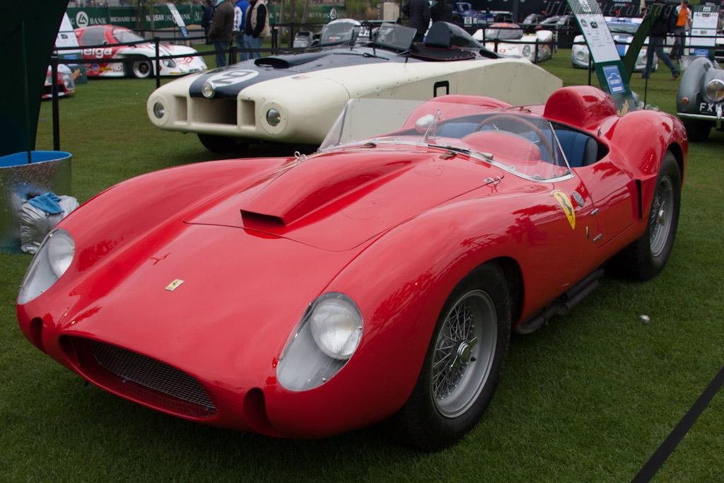 Ferrari 250 TR58 - Chassis: 0728TR   - 2012 Le Mans Classic