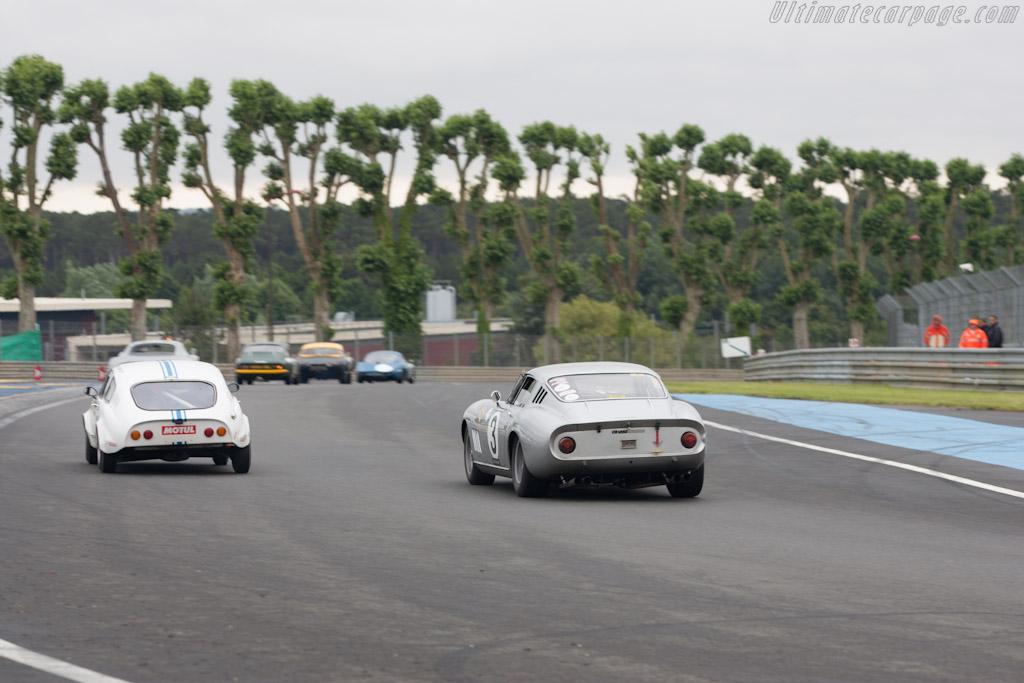 Ferrari 275 GTB/C - Chassis: 09007   - 2012 Le Mans Classic