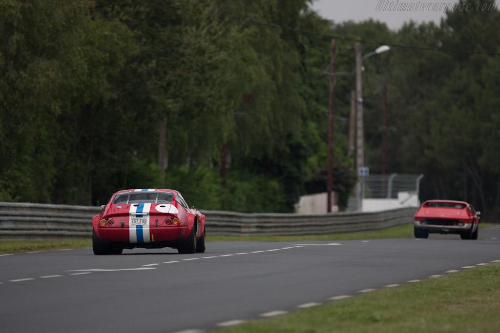 Ferrari 365 GTB/4 Competizione - Chassis: 14437   - 2012 Le Mans Classic