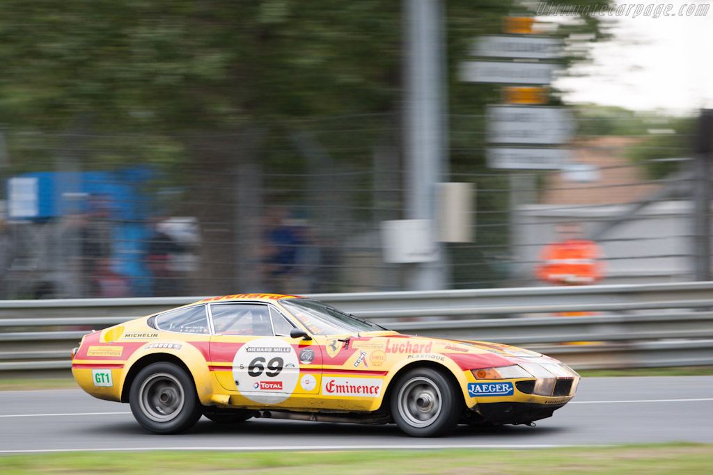 Ferrari 365 GTB/4 Group IV - Chassis: 16717   - 2012 Le Mans Classic
