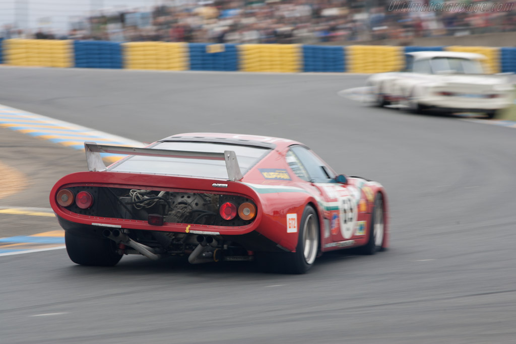 Ferrari 512 BB LM - Chassis: 28601 - Driver: Mr John of B  - 2012 Le Mans Classic
