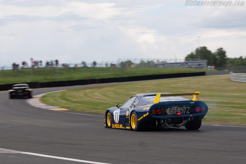 Ferrari 512 BB LM - Chassis: 32129 - Driver: Paul Knapfield  - 2012 Le Mans Classic