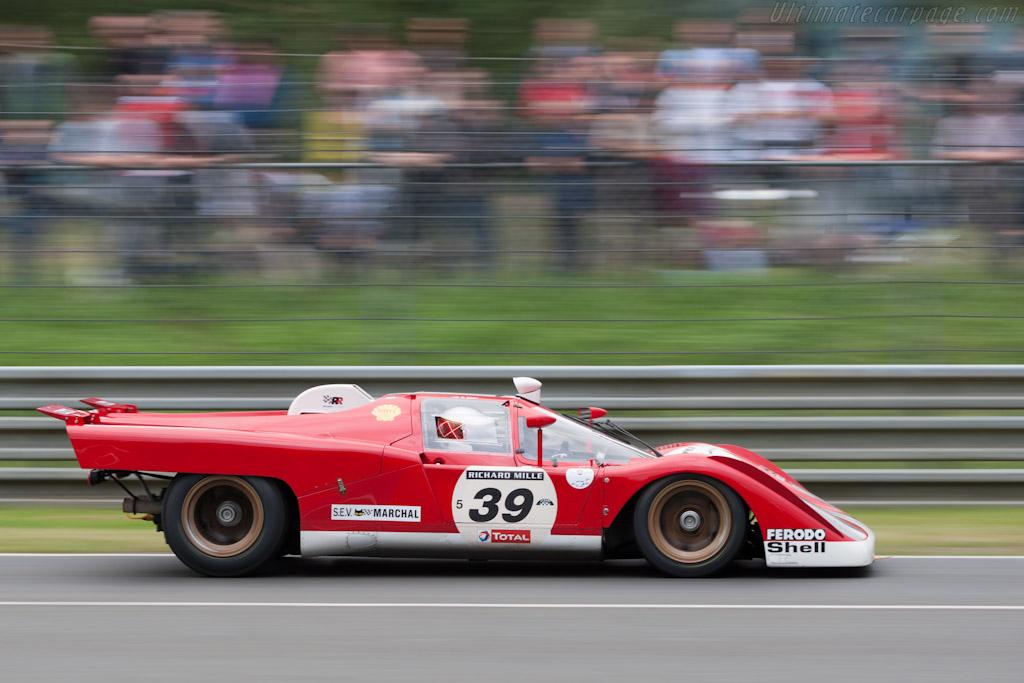 Ferrari 512 M - Chassis: 1024 - Driver: Steven Read  - 2012 Le Mans Classic