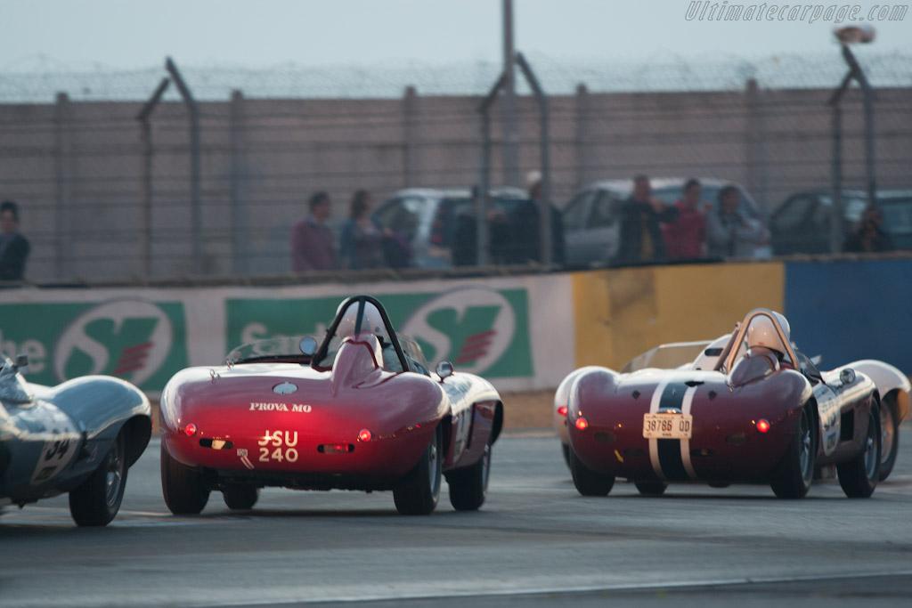 Ferrari 750 Monza - Chassis: 0504M   - 2012 Le Mans Classic