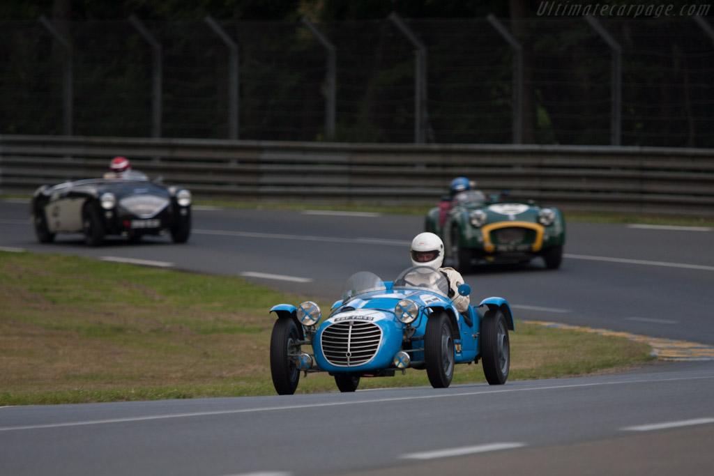 Fiat 1500 Speciale    - 2012 Le Mans Classic