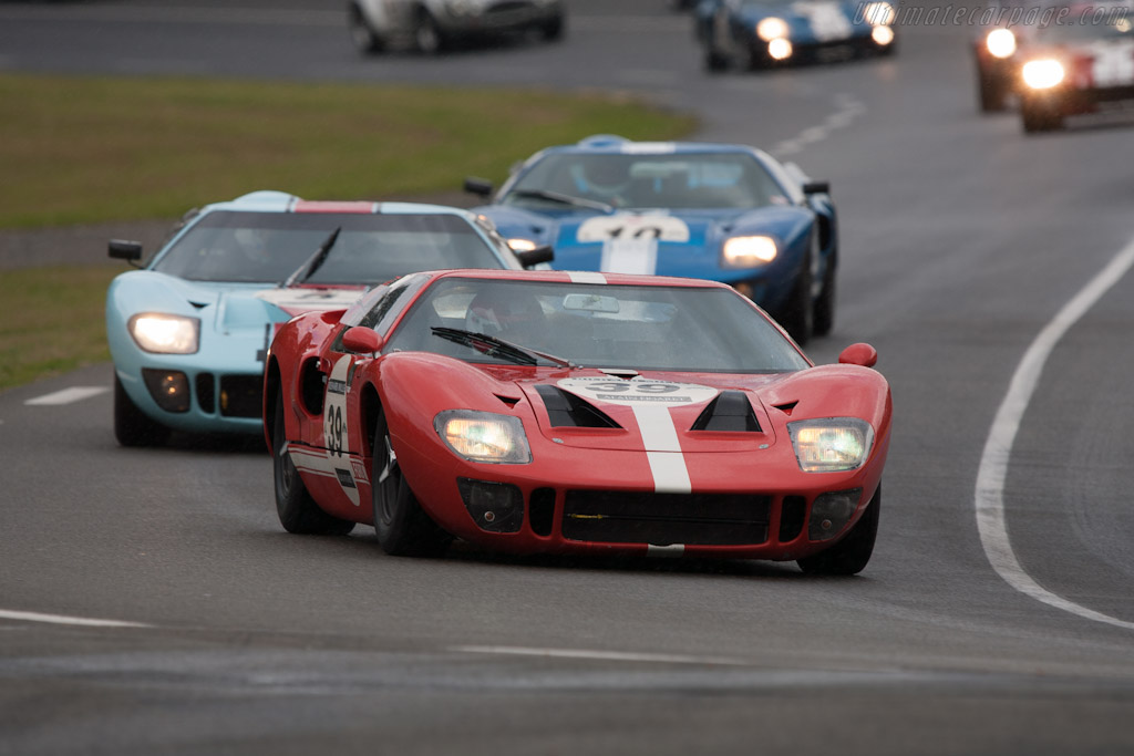 Ford GT40 - Chassis: GT40P/1022   - 2012 Le Mans Classic