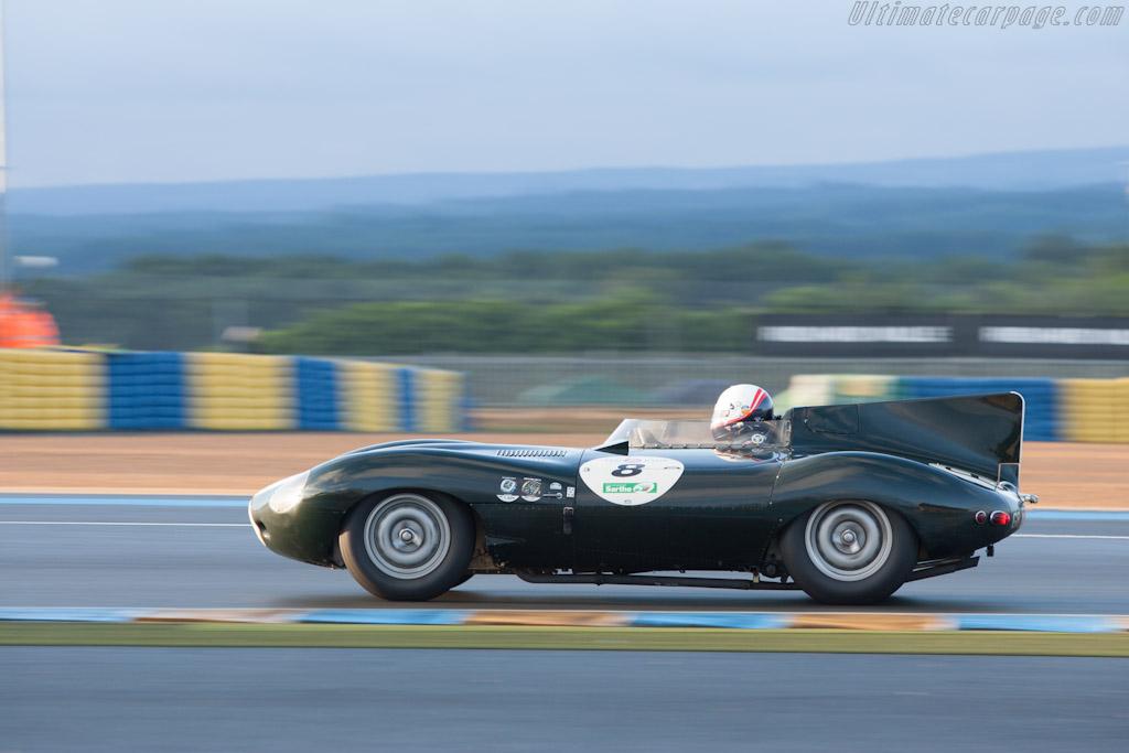 Jaguar D-Type - Chassis: XKD 505   - 2012 Le Mans Classic