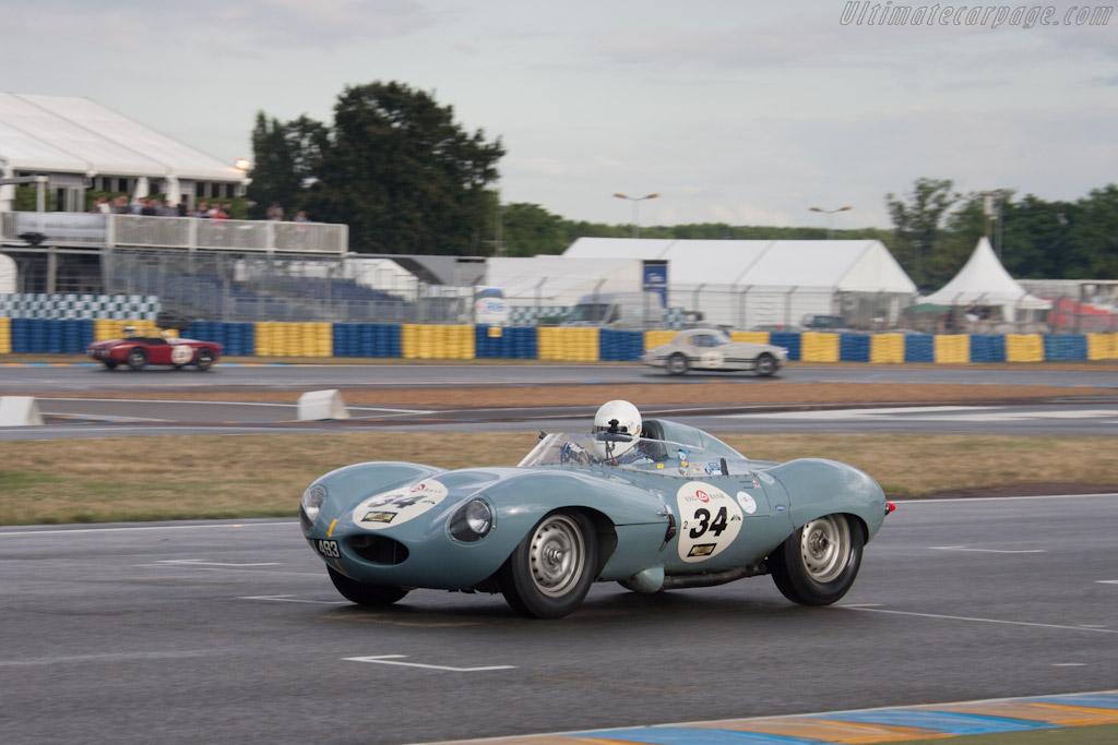 Jaguar D-Type - Chassis: XKD 535   - 2012 Le Mans Classic