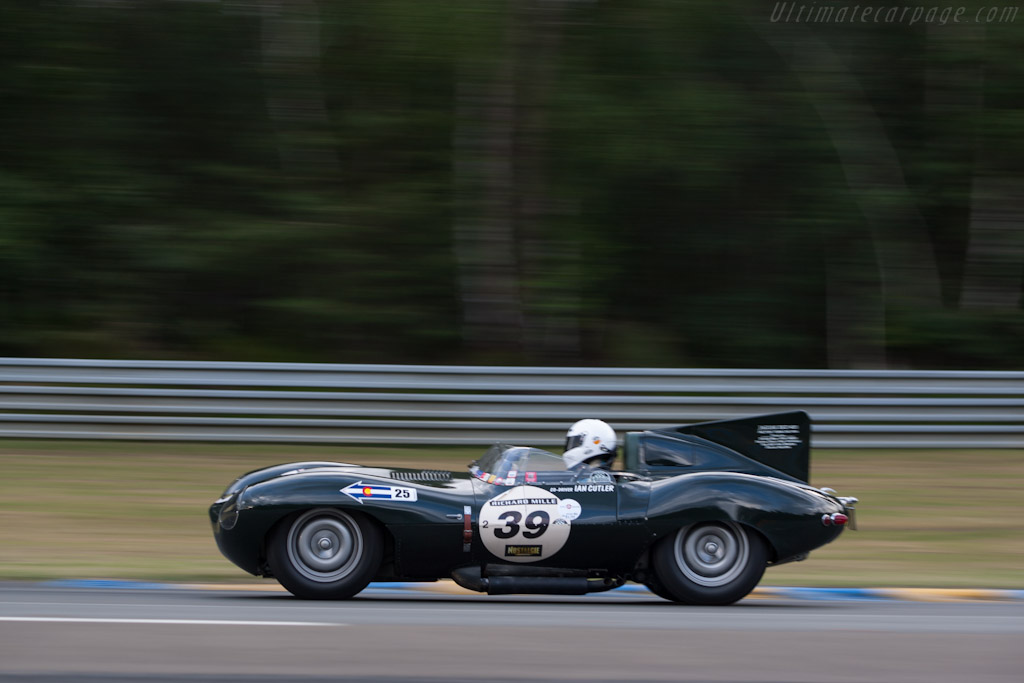 Jaguar D-Type - Chassis: XKD 403   - 2012 Le Mans Classic