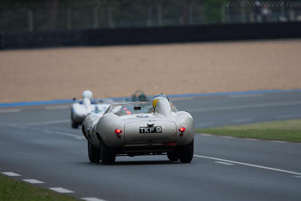 Jaguar D-Type - Chassis: XKD 517   - 2012 Le Mans Classic