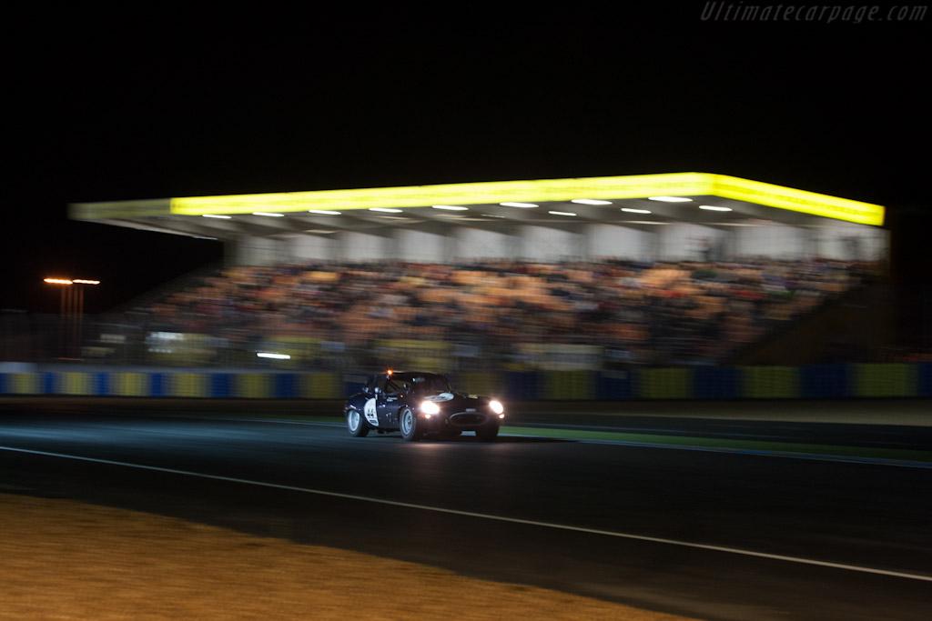 Jaguar E-Type    - 2012 Le Mans Classic