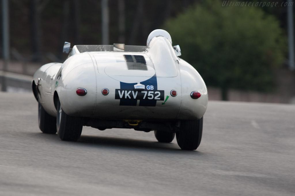 Jaguar E2A - Chassis: E2A   - 2012 Le Mans Classic
