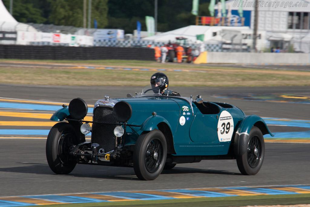 Lagonda LG 45    - 2012 Le Mans Classic