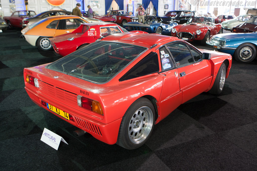 Lancia 037 - Chassis: ZLA151AR0 00000111   - 2012 Le Mans Classic