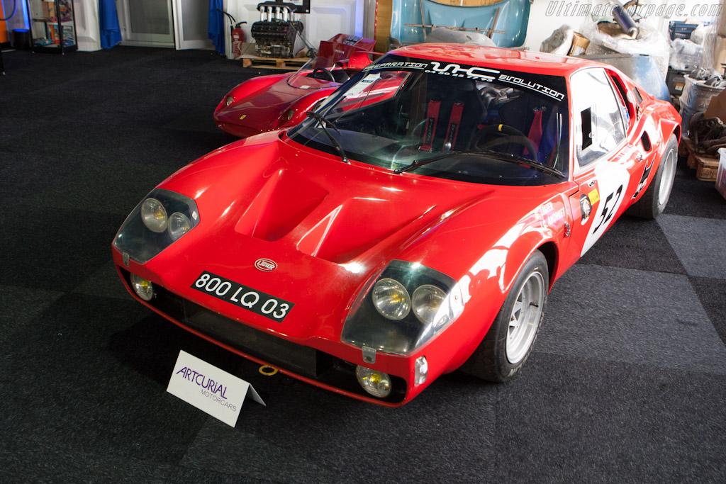 Ligier JS1 - Chassis: JS1-002   - 2012 Le Mans Classic