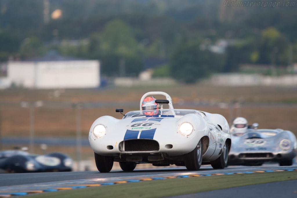 Lister Costin Jaguar - Chassis: BHL 123  - 2012 Le Mans Classic