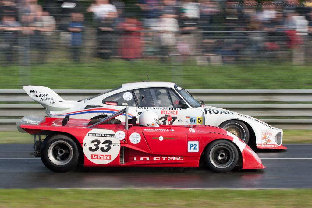 Lola T280 - Chassis: HU4   - 2012 Le Mans Classic