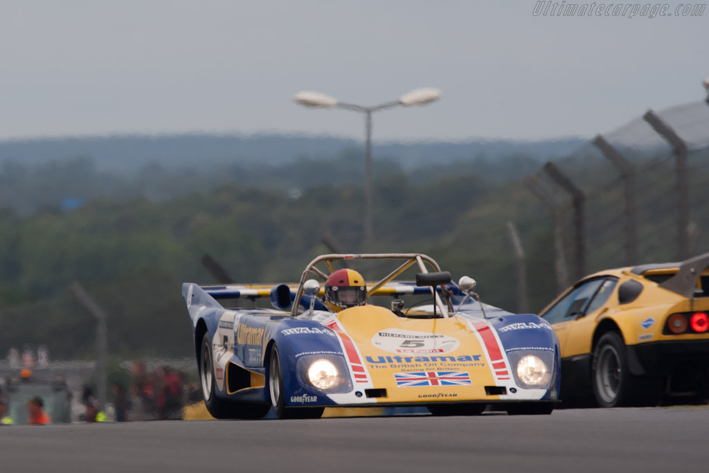 Lola T296 - Chassis: HU87   - 2012 Le Mans Classic