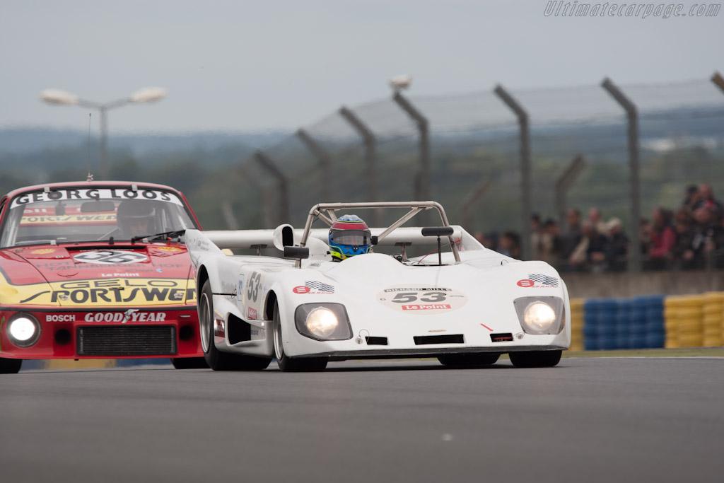 Lola T298 - Chassis: HU106   - 2012 Le Mans Classic