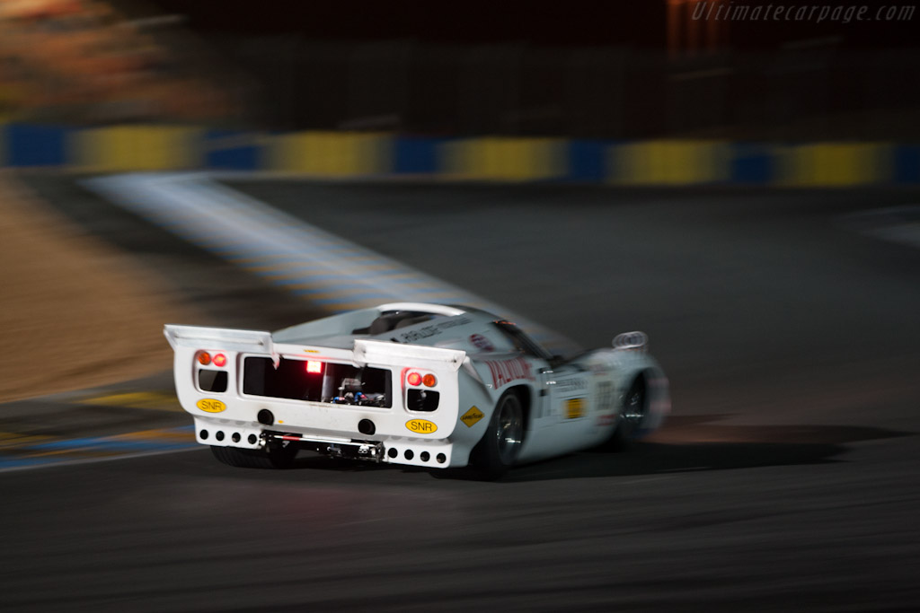 Lola T70 Mk3b - Chassis: SL76/153   - 2012 Le Mans Classic