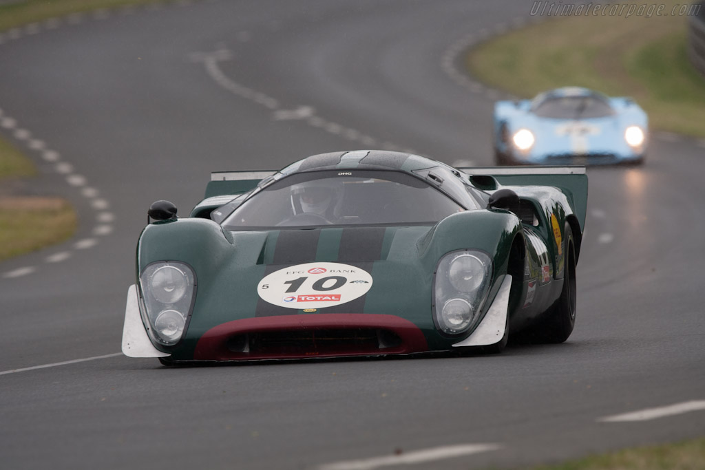 Lola T70 Mk3b - Chassis: SL76/147   - 2012 Le Mans Classic