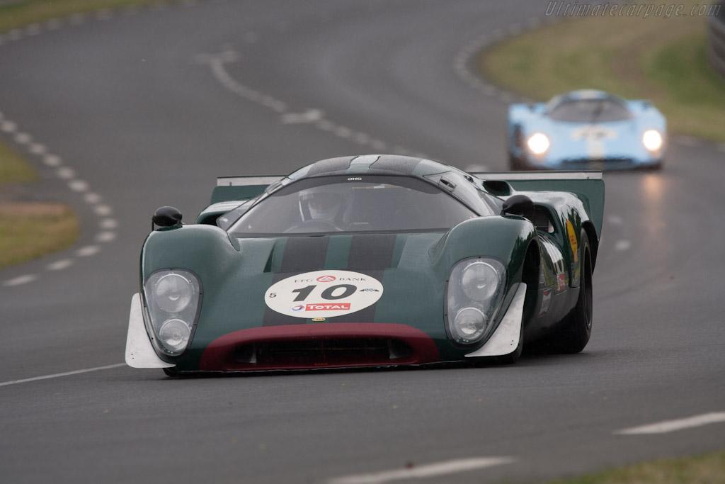 Lola T70 Mk3b - Chassis: SL76/147   - 2012 Le Mans Classic