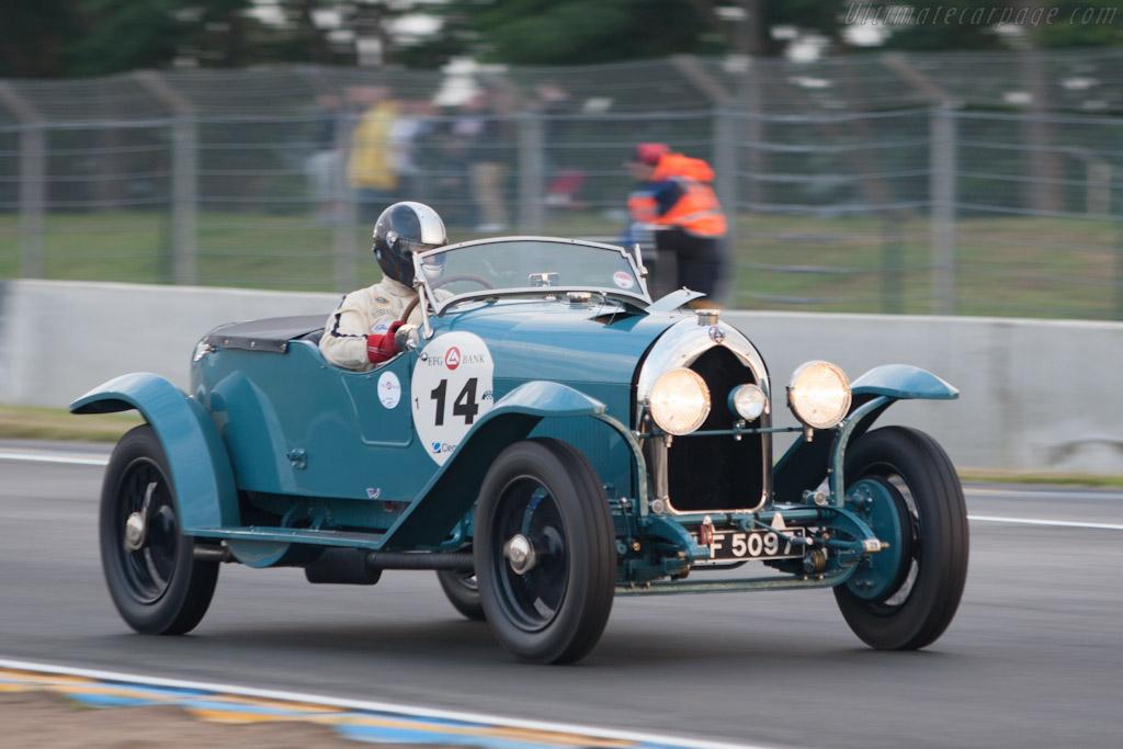 Lorraine Dietrich B3/6 Sport    - 2012 Le Mans Classic