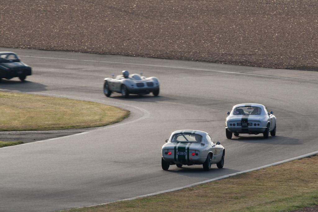 Lotus Elite    - 2012 Le Mans Classic
