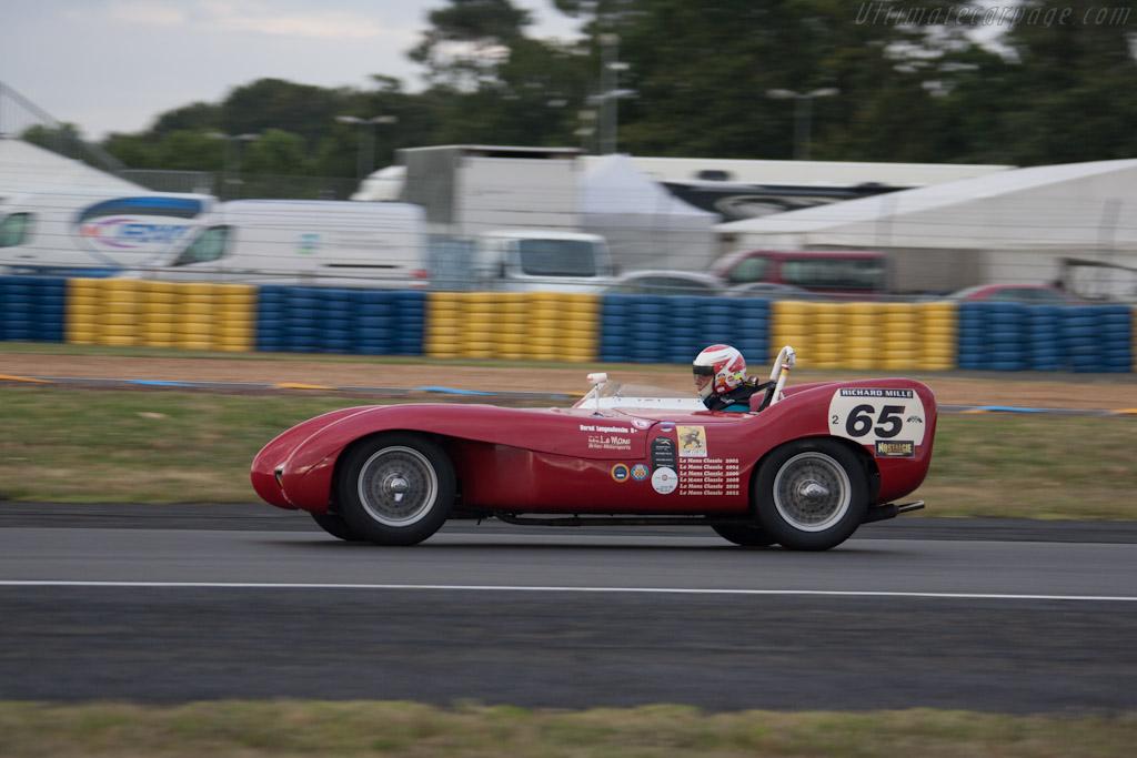 Lotus IX    - 2012 Le Mans Classic
