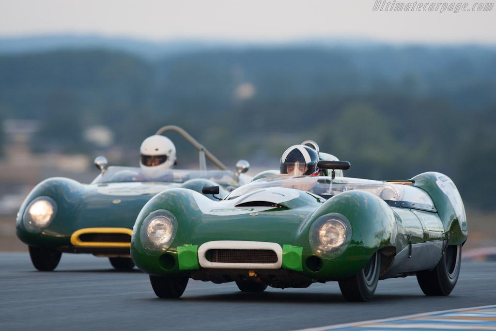 Lotus XV    - 2012 Le Mans Classic