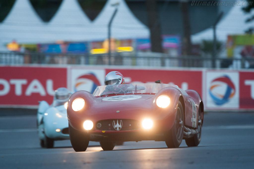 Maserati 200 SI    - 2012 Le Mans Classic