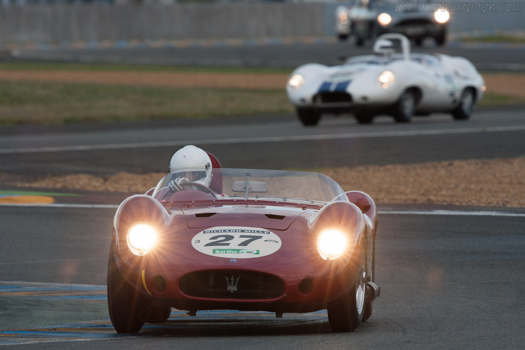 Maserati 250 SI - Chassis: 2409   - 2012 Le Mans Classic