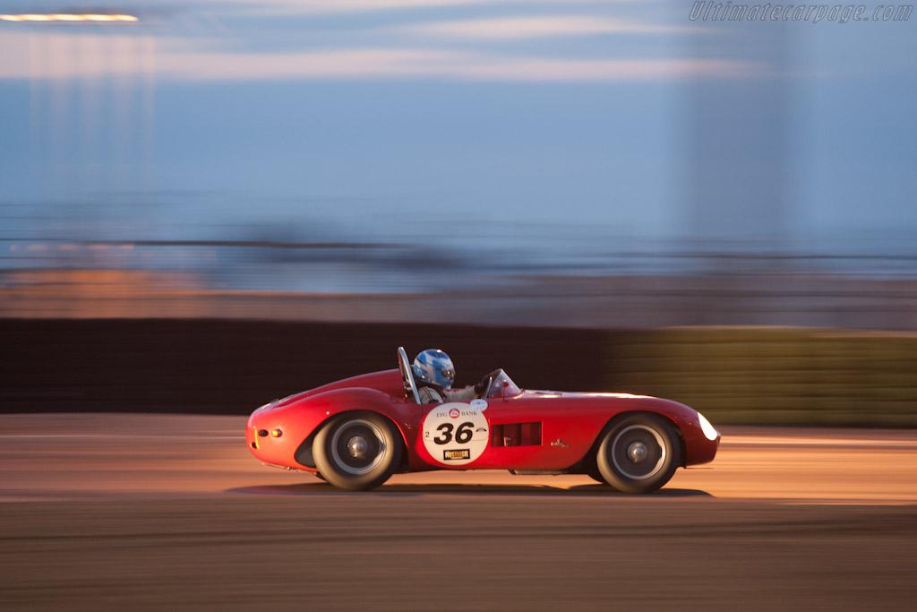 Maserati >> Maserati 300 S - Chassis: 3061 - 2012 Le Mans Classic