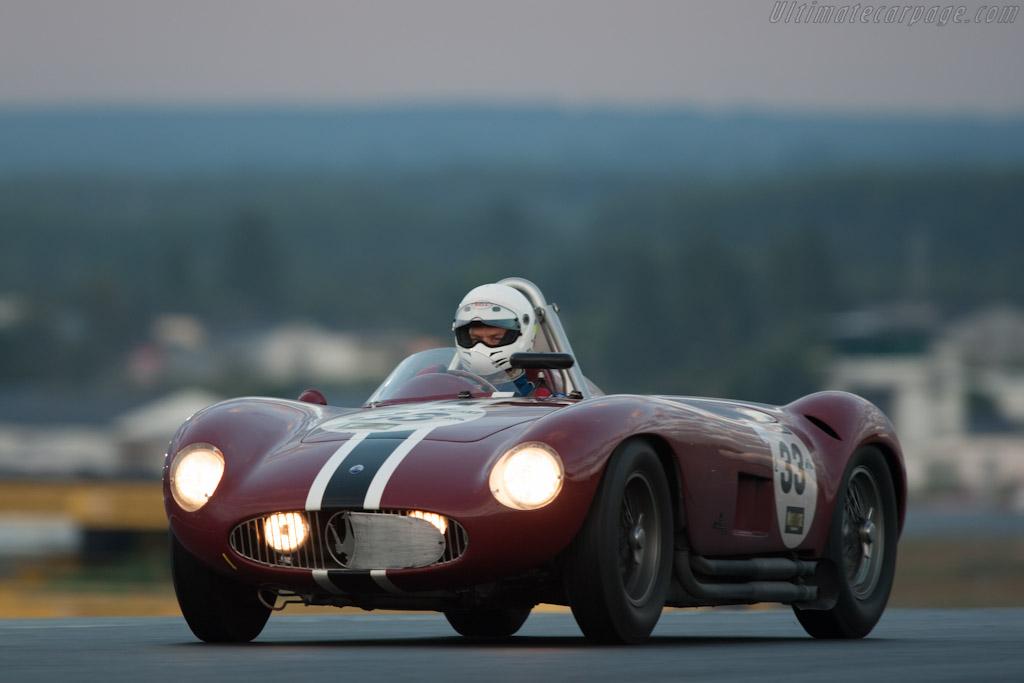 Maserati 300S - Chassis: 3058   - 2012 Le Mans Classic