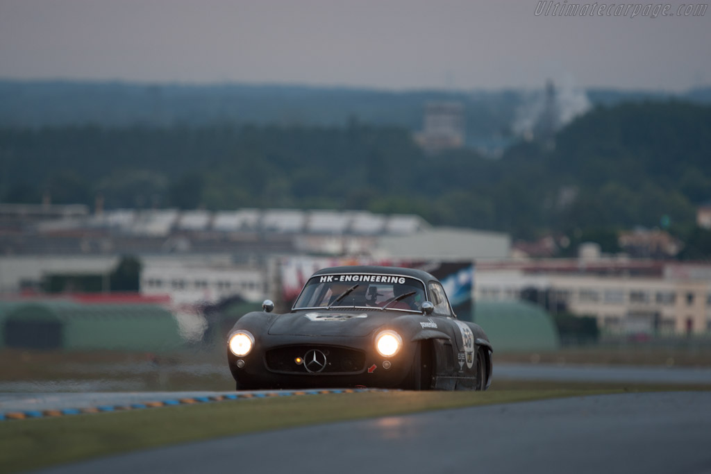 Mercedes-Benz 300 SL    - 2012 Le Mans Classic