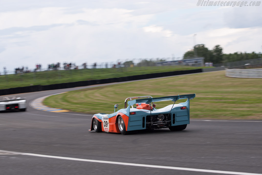 Mirage GR7 - Chassis: M6/300/605 - Driver: Chris MacAllister  - 2012 Le Mans Classic
