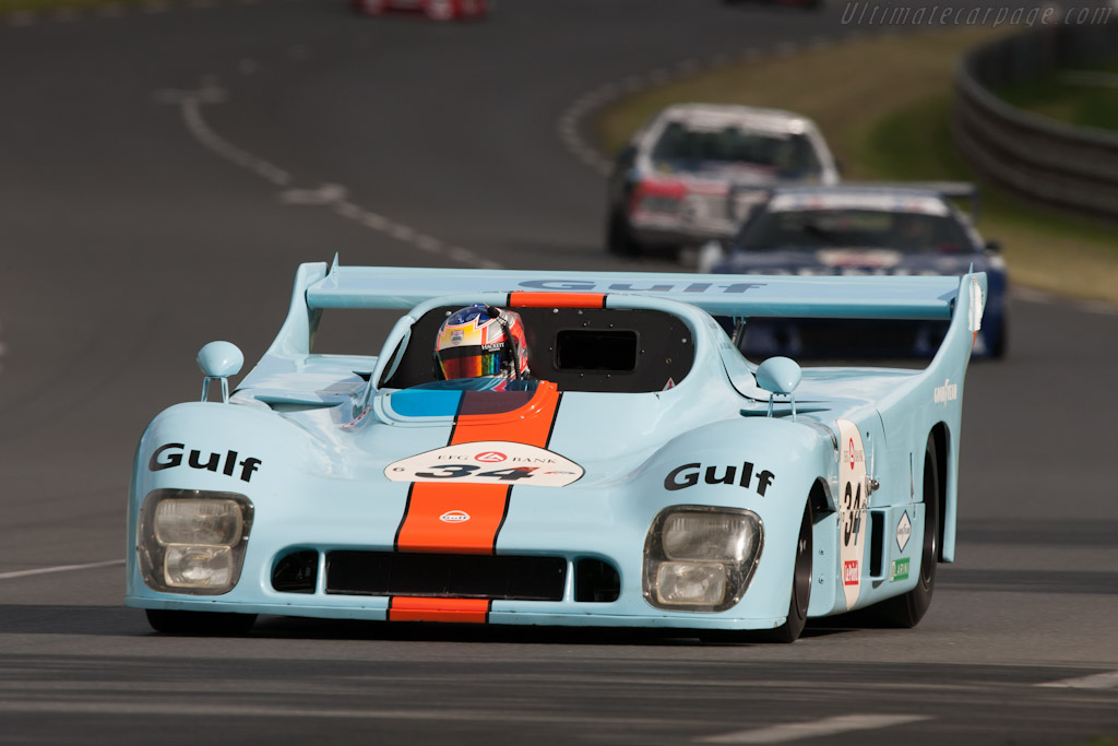 Mirage GR8 - Chassis: GR8/802   - 2012 Le Mans Classic