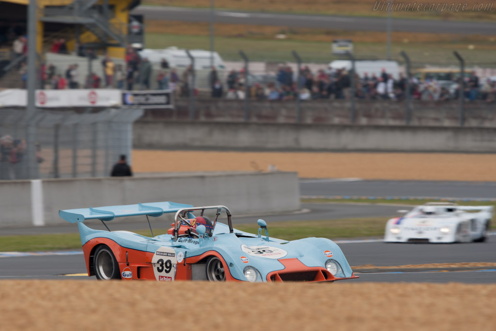 Mirage M6 - Chassis: M6/300/605 - Driver: Chris MacAllister  - 2012 Le Mans Classic