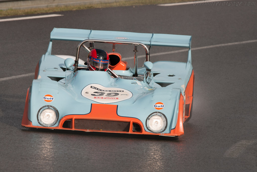 Mirage M6 - Chassis: M6/300/605 - Driver: Chris MacAllister  - 2012 Le Mans Classic