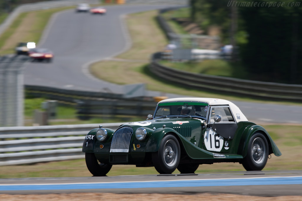 Morgan Plus 4    - 2012 Le Mans Classic