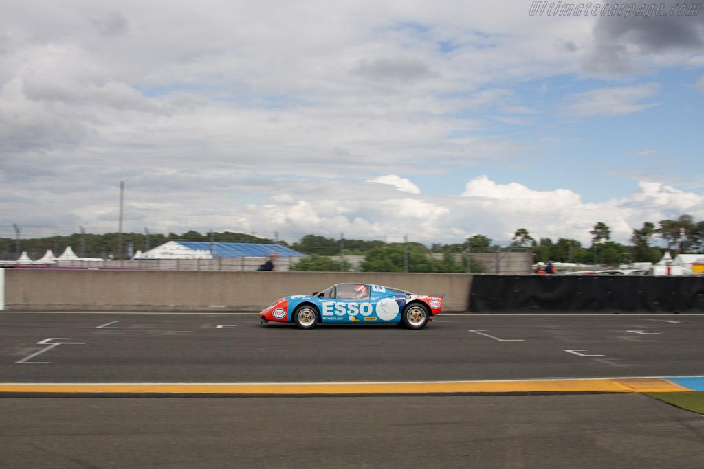 Moynet LM75    - 2012 Le Mans Classic