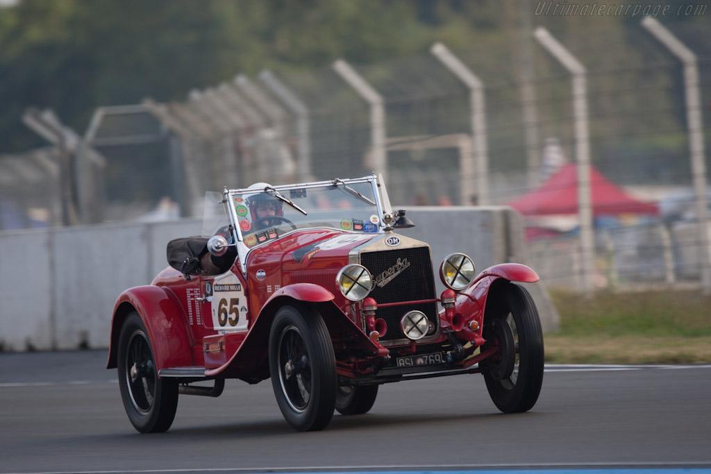 OM 665 Superba    - 2012 Le Mans Classic