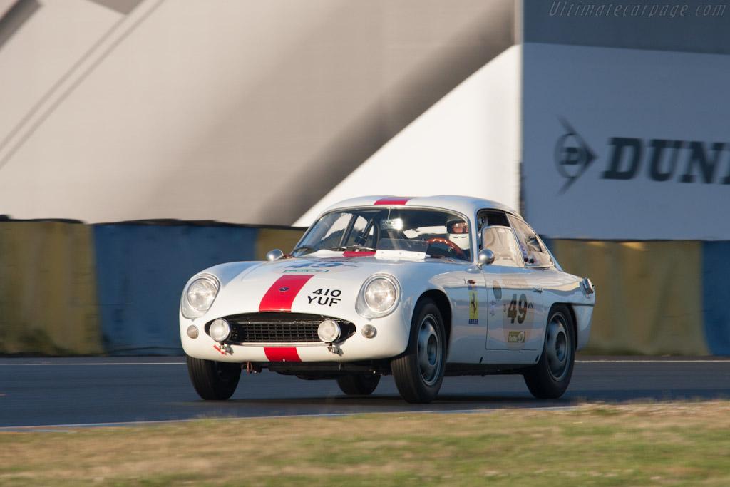 OSCA 1600 GTS    - 2012 Le Mans Classic