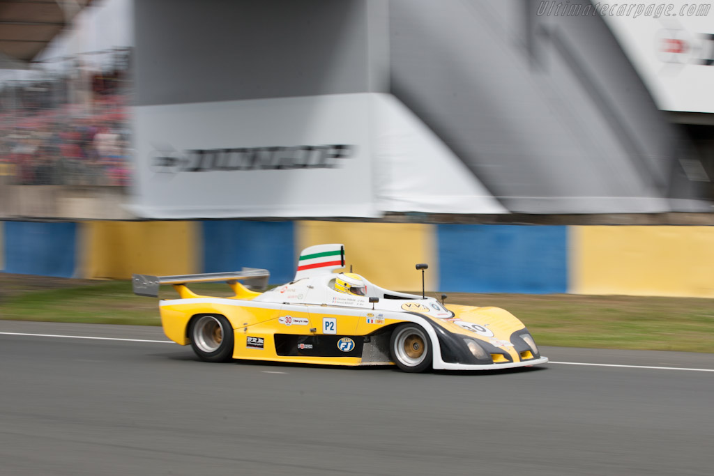 Osella PA4 - Chassis: 042   - 2012 Le Mans Classic