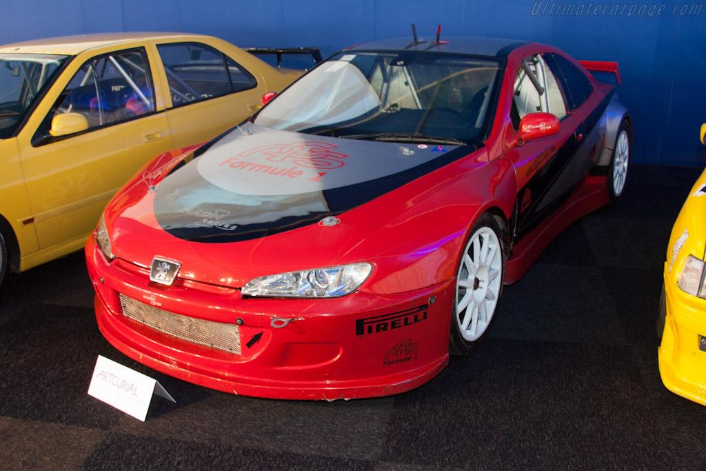 Peugeot 406 Silhouette    - 2012 Le Mans Classic