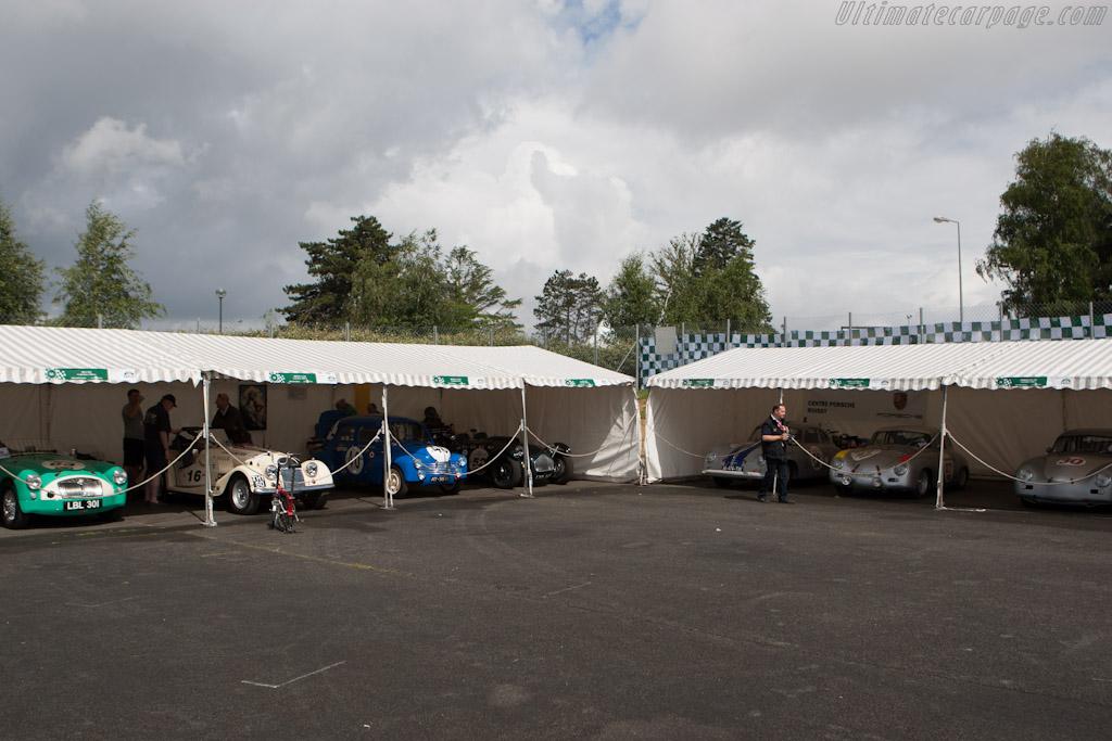 Plateau 2    - 2012 Le Mans Classic