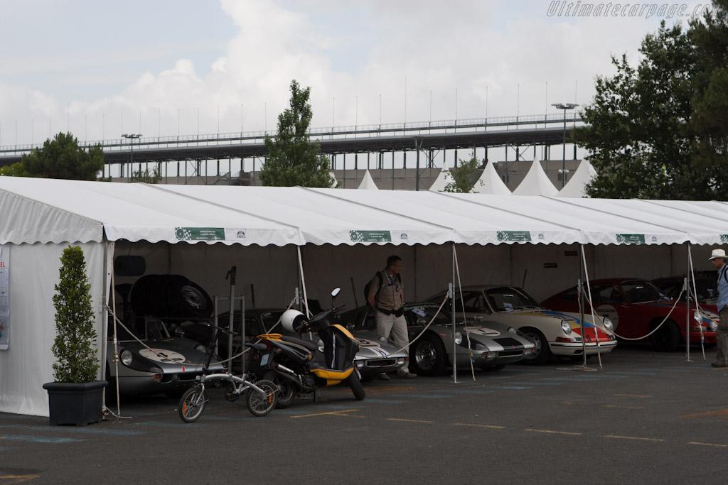 Plateau 4    - 2012 Le Mans Classic