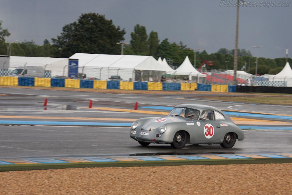 Porsche 356    - 2012 Le Mans Classic