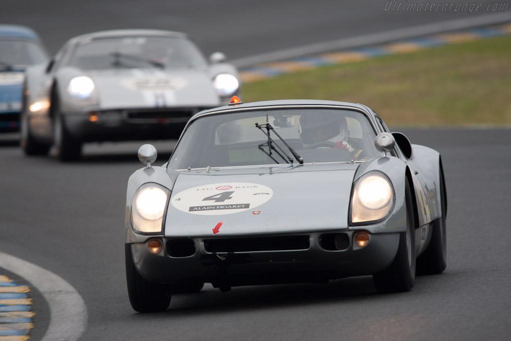 Porsche 904 - Chassis: 904-009   - 2012 Le Mans Classic