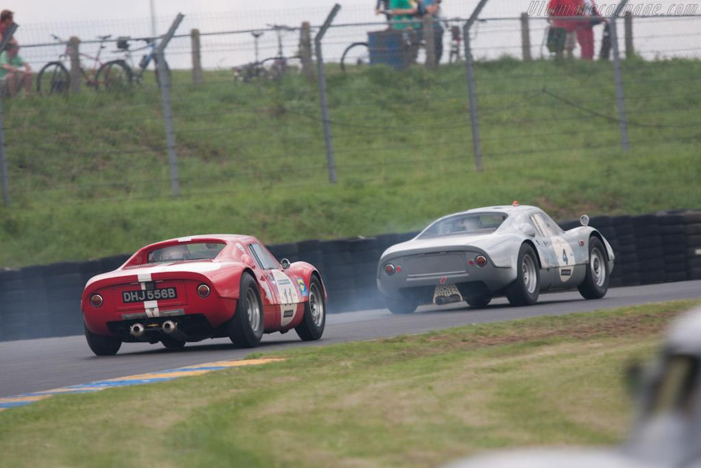 Porsche 904 - Chassis: 904-079   - 2012 Le Mans Classic